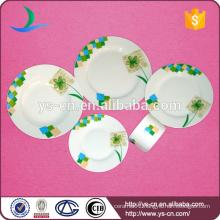 Special design ceramic plate for hotel&restaurant