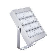 Reflector LED de 160W de alto lumen con 85V a 480VAC Luces cuadradas de estadio al aire libre