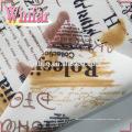 Design criativo impresso 600 Denier poliéster tecido