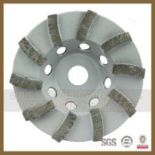 Diamond Cup Wheel Polishing Grinding Wheels