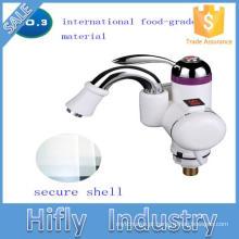 HF-HY30-03 Deck Montado Aquecedor De Água Instantâneo Torneira Da Cozinha Instantâneo Elétrico Torneira Da Cozinha Aquecedor De Água