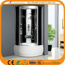 Cabine de douche secteur gris verre (ADL-8301)