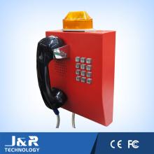 Téléphone d'urgence de numérotation automatique, téléphone direct, téléphone d'urgence VoIP