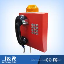 VoIP Industrial Telephone, Sos Emergency Telephone, Tunnel Telephone