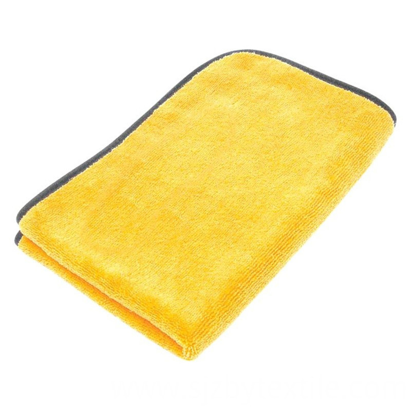 Plush Microfiber Car Towel