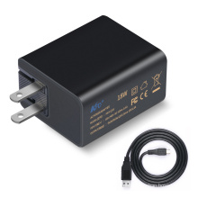 Carregador de Viagem Super Fast 18W USB Wall Charger
