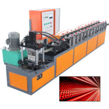 China Door Frame Rolling Shutter Roll Forming Machine For Sale