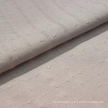 Tissu 100% rayonne solide de bonne qualité