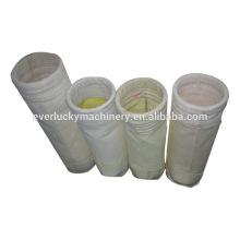 Bolsas de filtro colector de polvo de alta temperatura