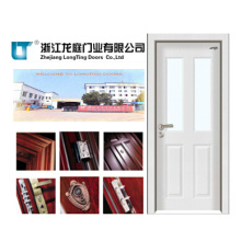 Porte en bois intérieure en acier (LTG-202)