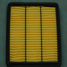 Auto air filter fabric