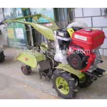 WINYOU 5.5hp / 6/9/10 / 12hp cultivador con arranque eléctrico y profundidad de labranza 150 ~ 300