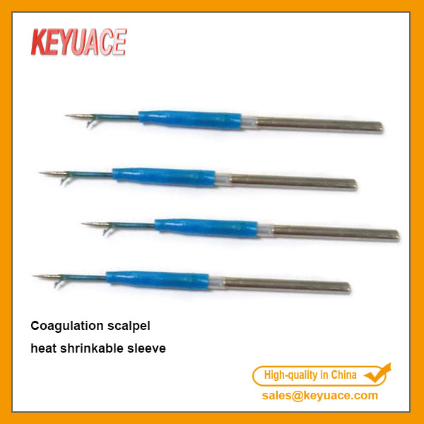 Kynar Coagulation Scalpel Heat Shrinkable Tube 1