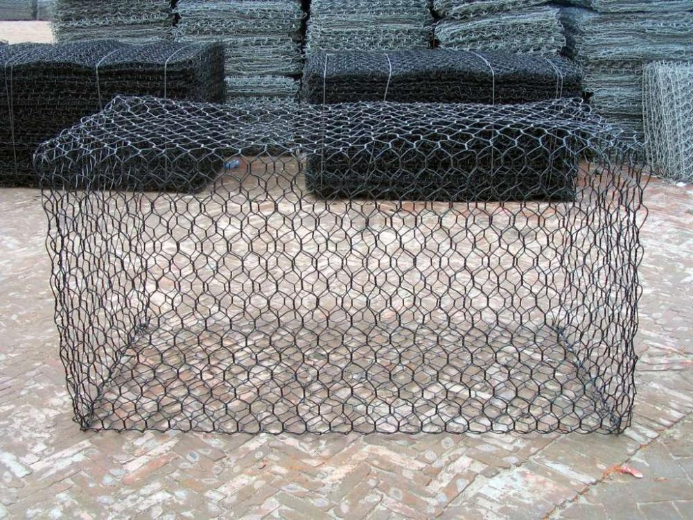 ANPING produce HDG gabion baskets