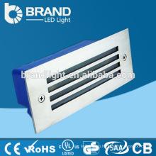 Конкурентоспособная цена 110 x 45 x 58 мм 2w Утопленный светодиодный фонарь