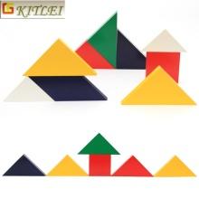 Pädagogisches Spielzeug-Puzzlespiel-Plastikpuzzlespiel-Spielzeug
