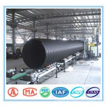tubería de drenaje de diámetro 600 pe