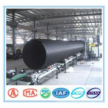 tubo de drenagem do diâmetro 600 pe