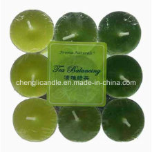 Wholesale in Bulk Cheap 14G Colored Scented Tealight Candle