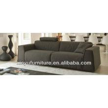 Modern italian waiting room sofa XY6006