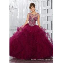 Ladies Formal Prom Evening Quinceanera Dress (89141)