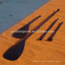 Wholesale Sup Board Fibre Paddle Adjustable Carbon Fiber Paddles