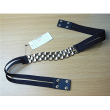 Nouvelle ceinture de chaîne pour femmes de mode, ceintures élastiques (JBSJ20140821)