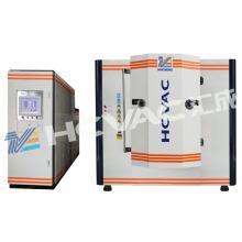 Máquina de Revestimento a Vácuo PVD, Sistema de Deposição de Filme Fino para Aço Inoxidável, Metal, Cerâmica