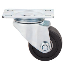 PP/PA Lowes Gravity Low Profile Caster