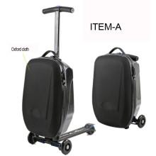 ПК портативный багажа тележки Чехол дорожного чемодана (НХ-W3643)