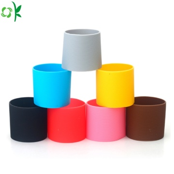 Populair Non-slip siliconen cup sleeve voor cup