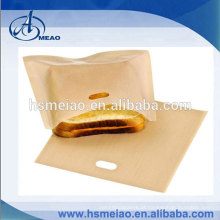 "Sanduíche Non-Stick reusável / Snack ""no torradeira"" que grelha Bolsas Para Compras"