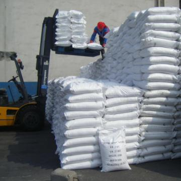 Yellow Dihydrate Calcium Chloride Pellets