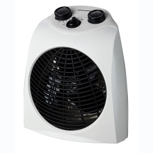 Electric Fan Tower Heater with Remote