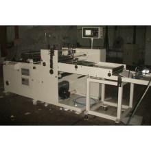 Rotary Die Cutting and Sheeting Machine