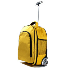 Trolley Luggagebackpack with Wheels for Laptop