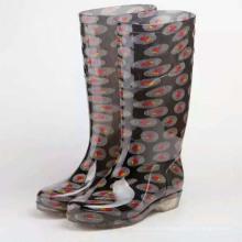 Мужские химические промышленные ПВХ-обувь Rain Work Safety Boots