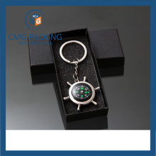 Black Matt Key Chain Packaging Box (CMG-PGB-012)