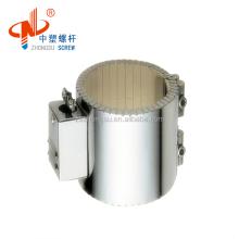 máquina de extrusión de calentador de cerámica de 220v 10kw de almohadilla térmica