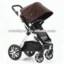 Europa estilo integrado luxo Baby Stroller fábrica