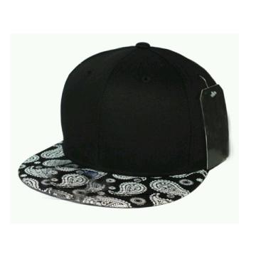 Создайте свою собственную шляпу Snapback с кожаной окантовкой