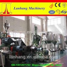 Línea de pelletización de PVC Extruder