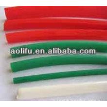 Runde Gürtel 85A mit Aramidfasern grün Farbe