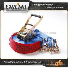vendas quentes carga cinta de amarração para transporte de carro