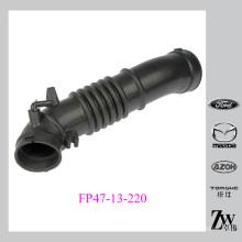 Pièces de moteur tuyau d'admission d'air tuyau d'air frais OEM: FP47-13-220 FP47-13-220A Pour la famille de mazda 323 BJ FP 1.8L 2.0L