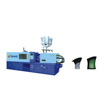 Hc-T0102-a: Máquina de Moldagem por Injeção de Duas Cores