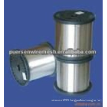 Soft stainless steel wire
