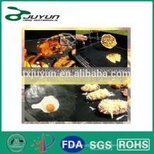 BBQ Grill Mats (Conjunto de 2) 100% antiaderente e reutilizável Dishwasher Safe