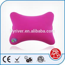 bone shape car seat neck rest pillows, massage pillow, neck massager