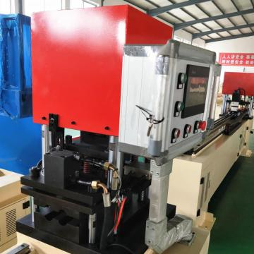 Scaffolding Diagonal Brace Making Machine